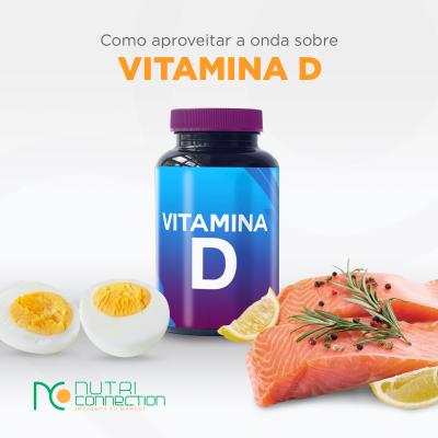 A vitamina D está em alta