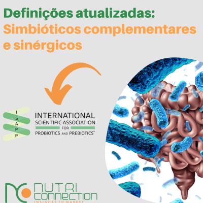 Um olhar sobre os simbióticos: definições, atualizações e impacto regulatório